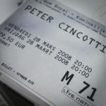 Koncert med Peter Cincotti...