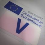 På besøg i Kommissionen